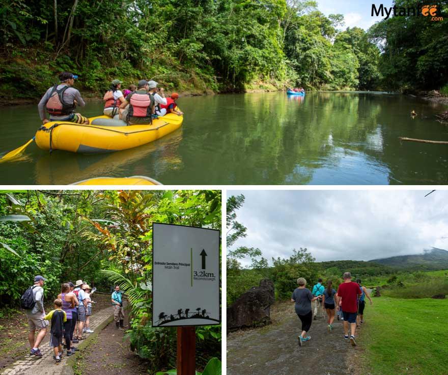 Costa Rica Itinerary for Families - la Fortuna