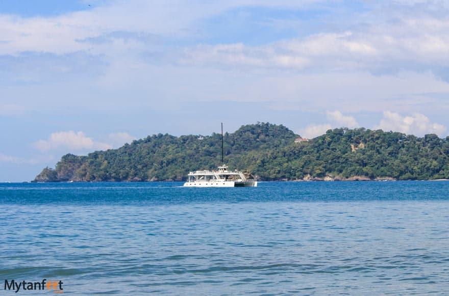 Manuel Antonio cruise
