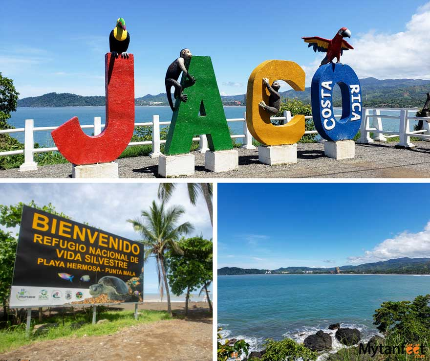 How to get to Manuel Antonio from San Jose - places to stop