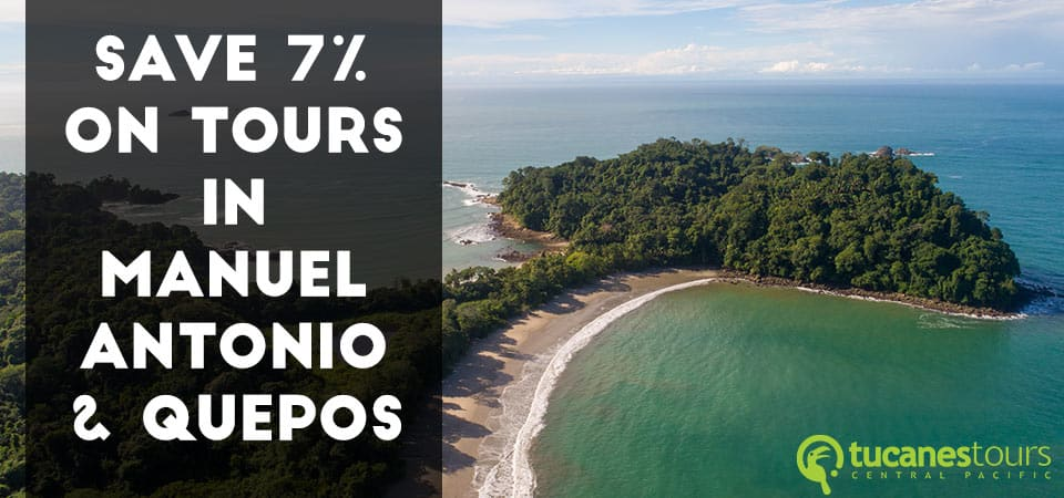 Manuel Antonio tours discount