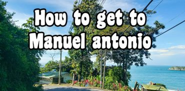 how to get to manuel antonio from san jose featured