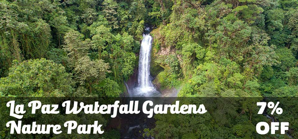 La Paz Waterfall Garden