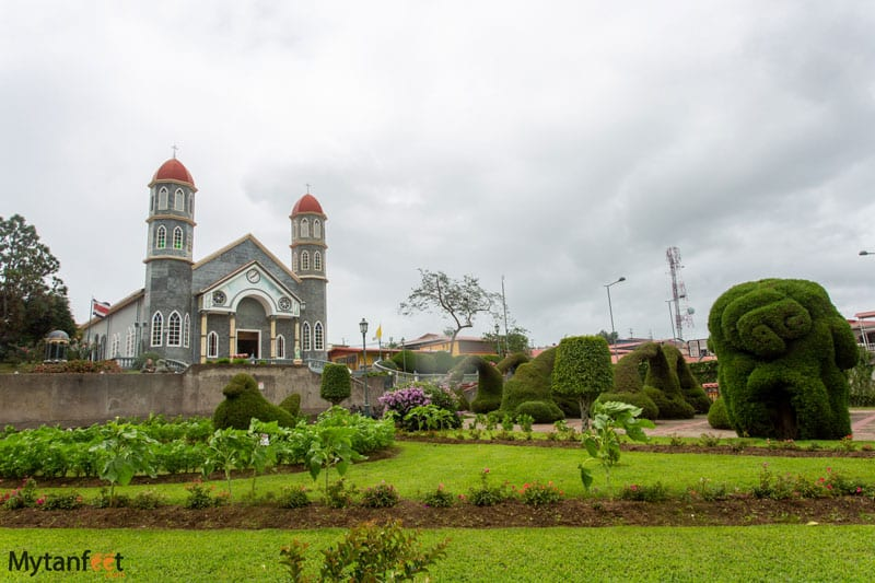 Things to do in Costa Rica - Zarcero topiary gardens