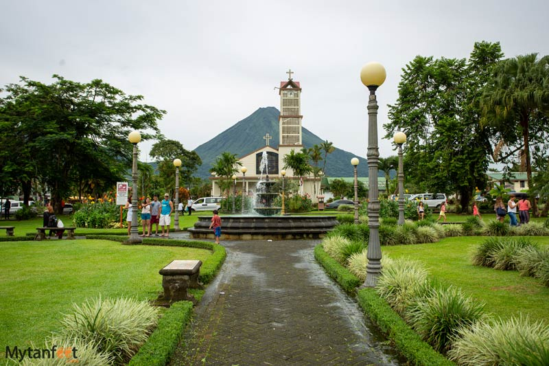 things to do in Costa Rica - people watch