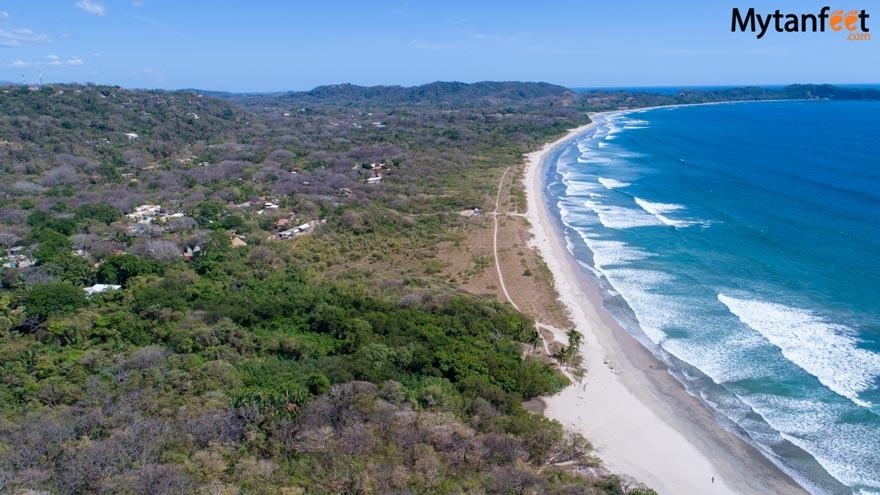 best places to visit in Costa Rica - Nosara