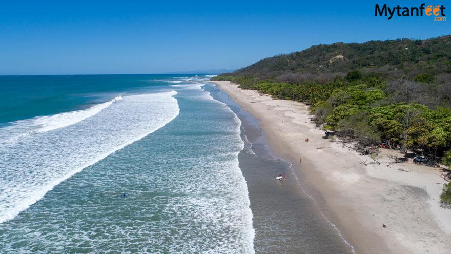 best places to visit in Costa Rica - Santa Teresa