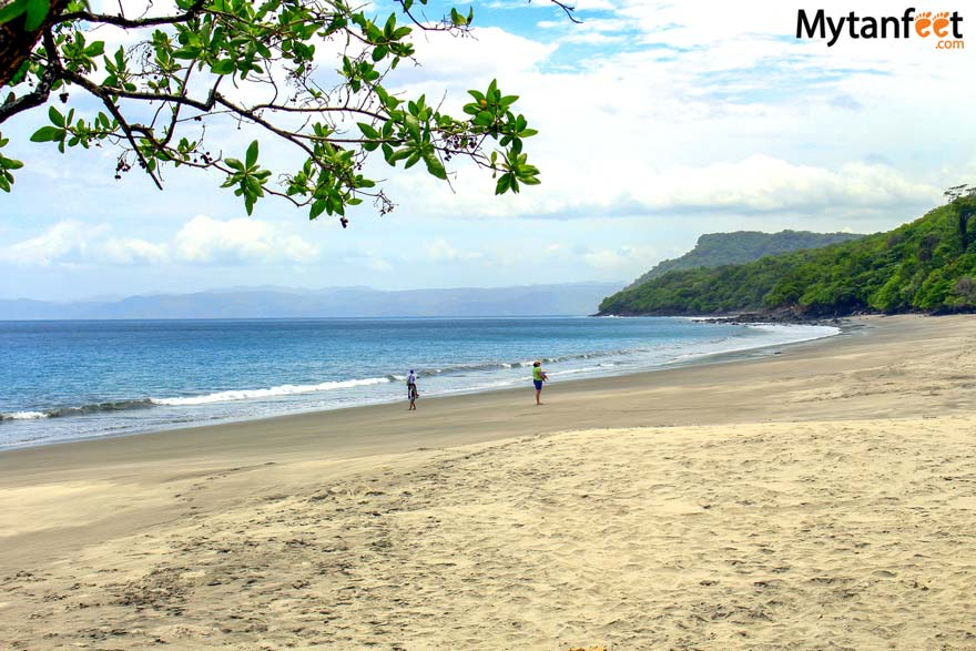 Cabuyal beach