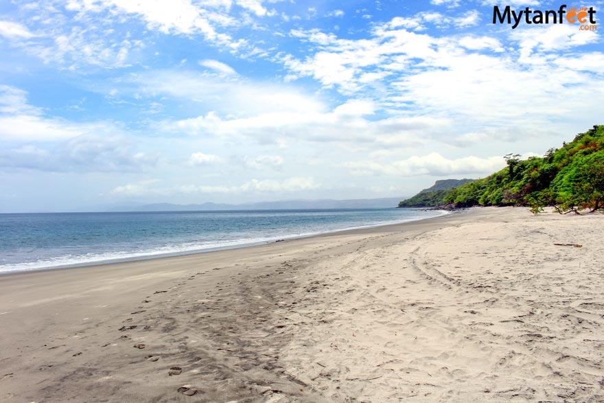 Playa Cabuyal Costa Rica