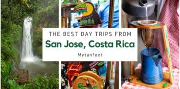 best san jose costa rica day trips