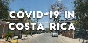 Costa Rica COVID // Costa Rica coronavirus