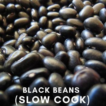 Costa Rican black beans