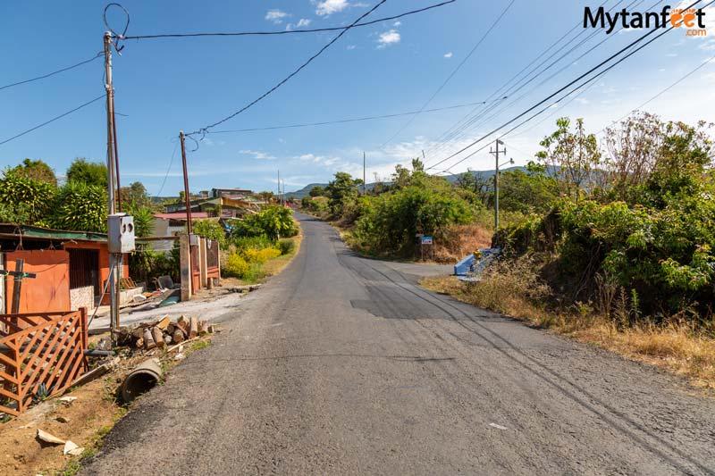 Grecia Costa Rica neighborhoods