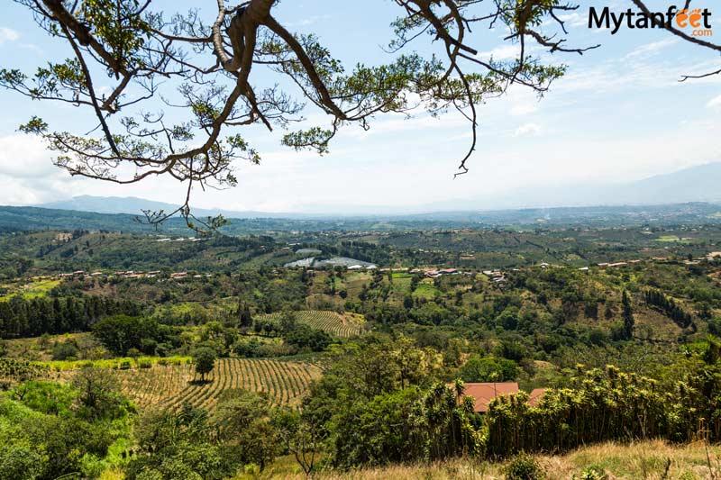 Grecia Costa Rica views