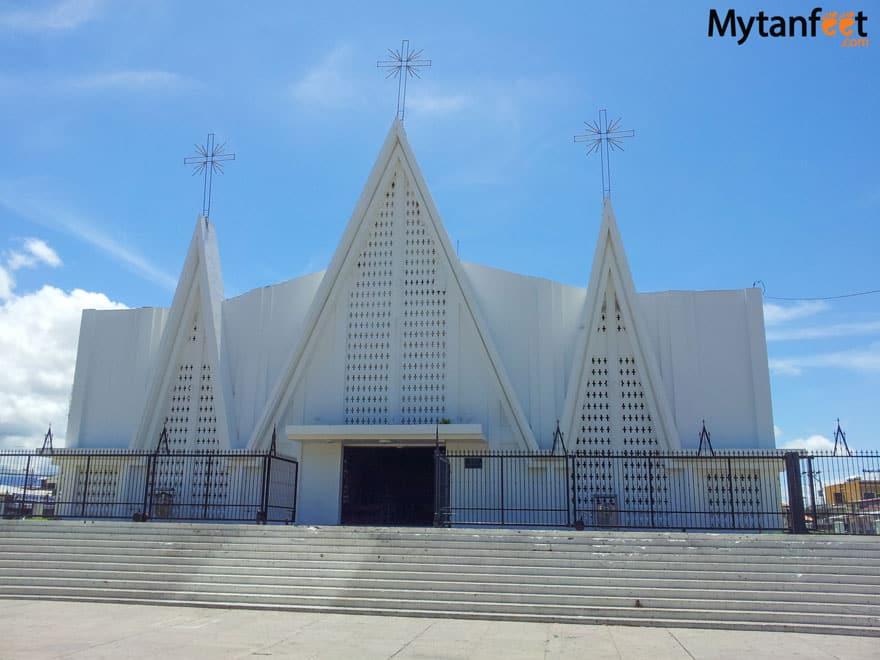 Liberia Costa Rica church