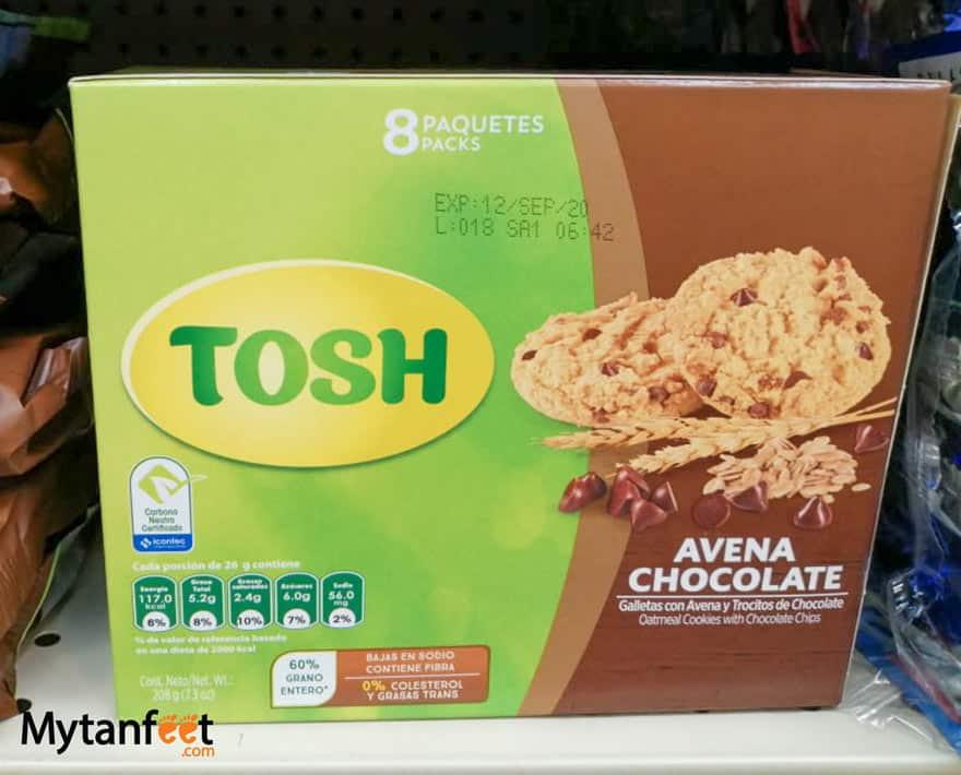 tosh cookies