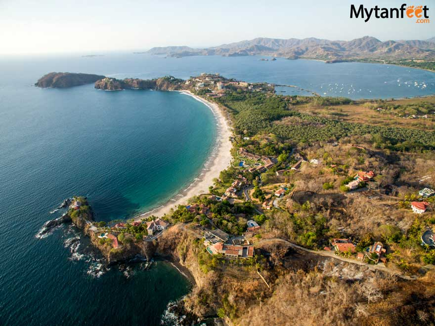 best places to visit in Costa Rica - Flamingo