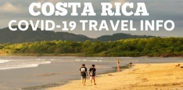 Costa Rica COVID travel