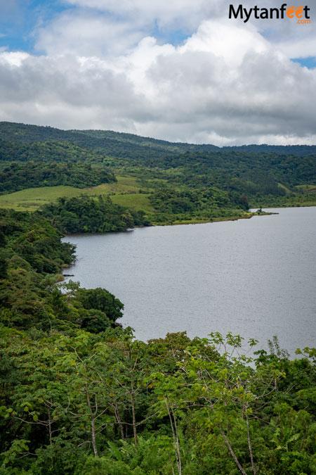 Lago cote view