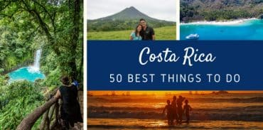 best things to do in Costa Rica featured