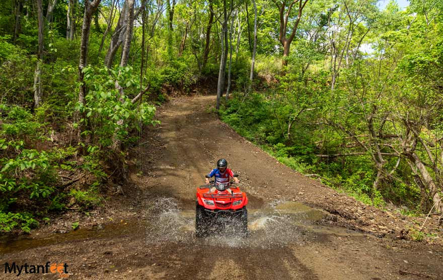 things to do in cost rica atv tour