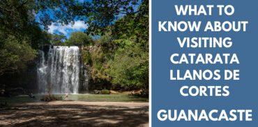 Catarata llanos de cortes waterfall featured