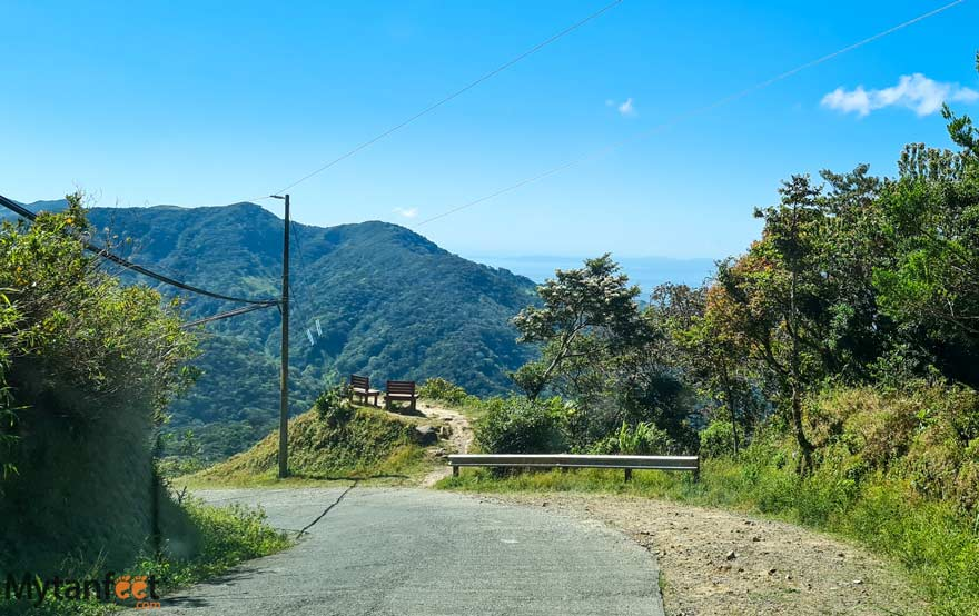 free things to do in Monteverde - san luis viewpoint
