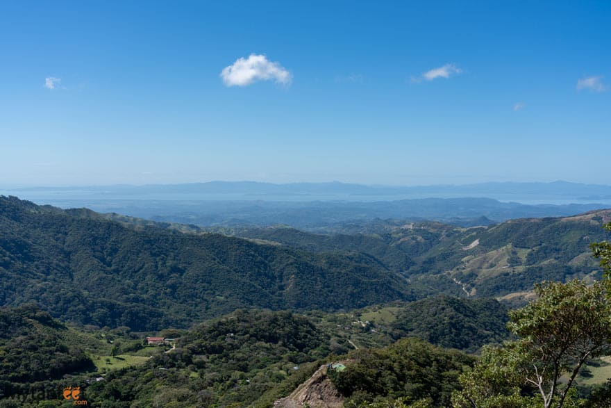 View from San Luis viewpoint