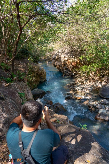 The Rio Blanco