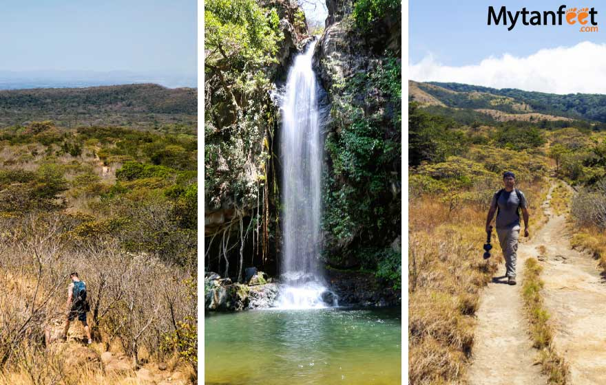 curubande rincon de la vieja national park hiking