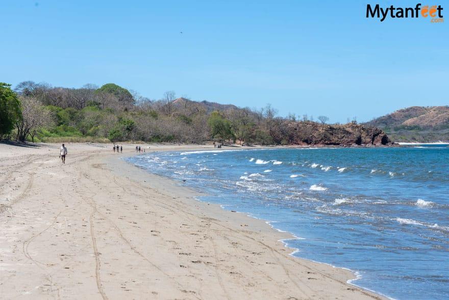 Brasilito beach