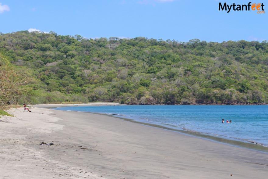 Playa Iguanita beach