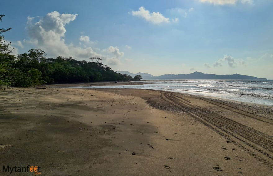playa punta de pelencho atv