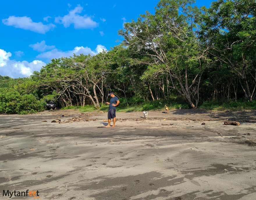 Playa Punta de Pelencho