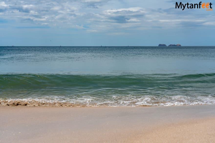 Penca beach