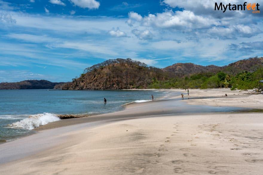 Playa Penca beach