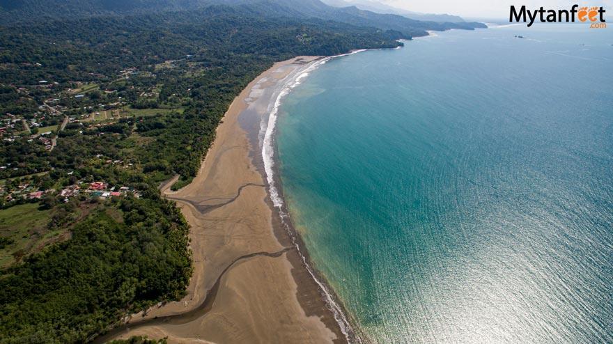 best beach towns in Costa Rica - Uvita