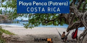 playa penca potrero featured