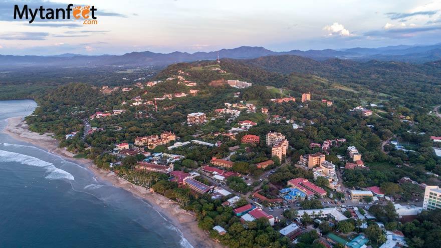 Tamarindo drone photo