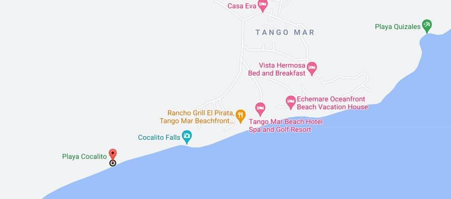 Cocolito map