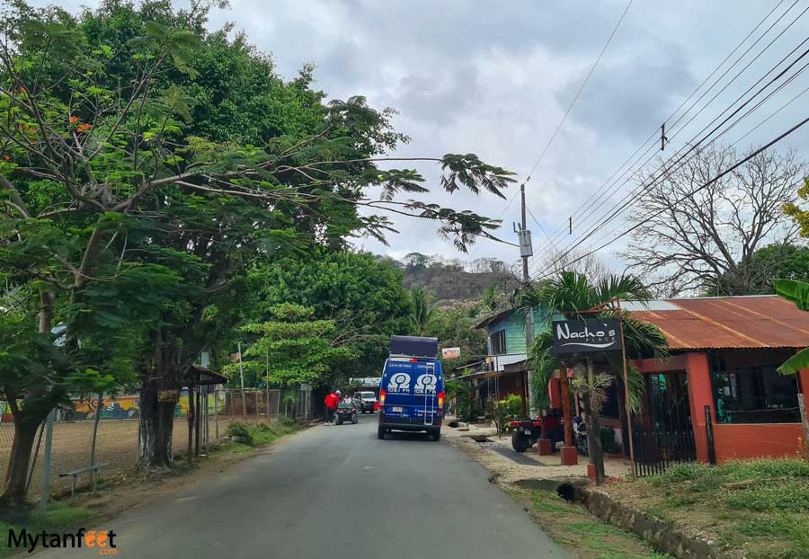 Nosara Costa Rica town