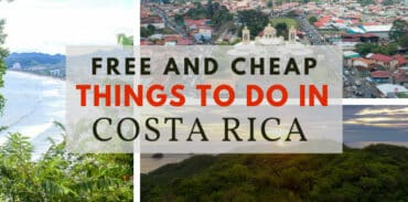 cheap things to do in costa rica (free things to do in costa rica) featured