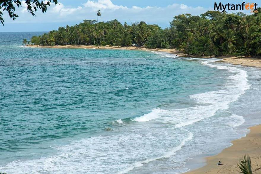 Playa Punta Uva Arrecife viewpoint