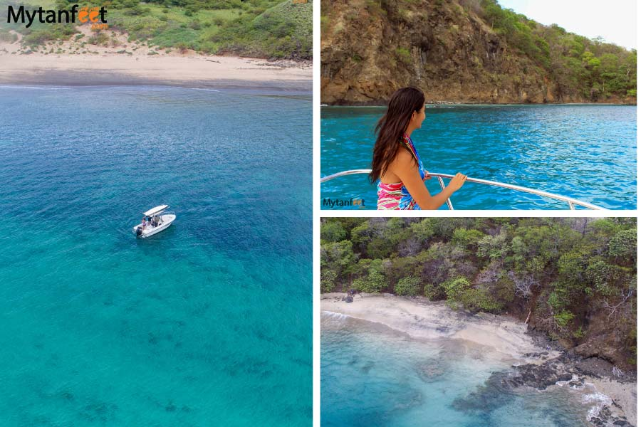 gulf of papagayo boating tour