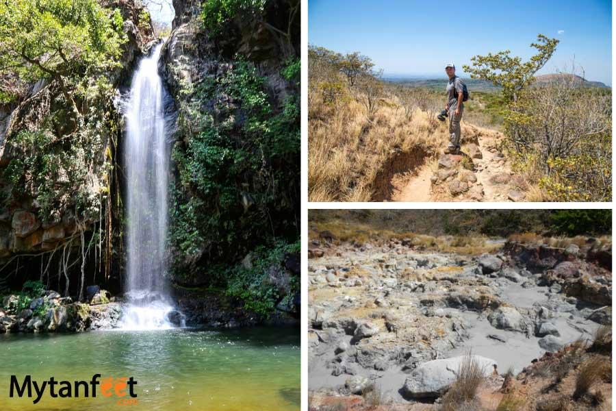 tamarindo day trips - rincon de la vieja national park