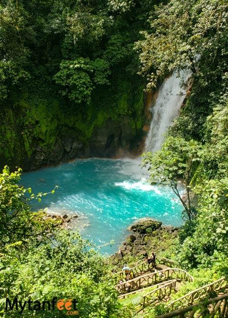 Rio celeste - tamarindo day trips