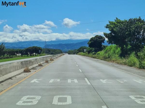 Interamicana highway 1