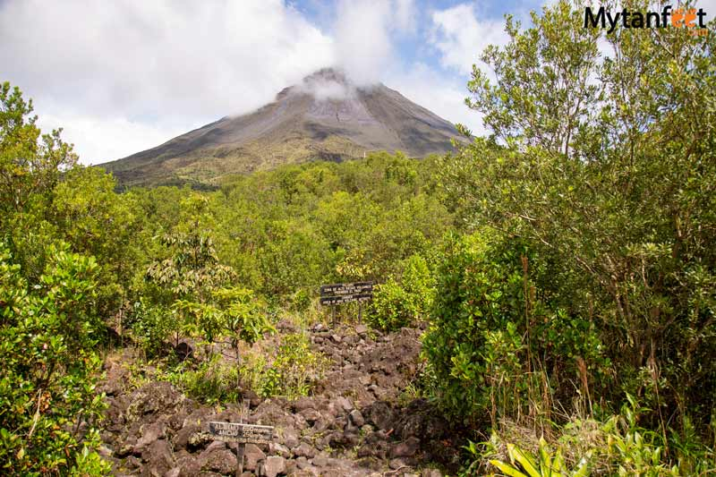 Things to do in La Fortuna - Arenal Volcano National Park trail