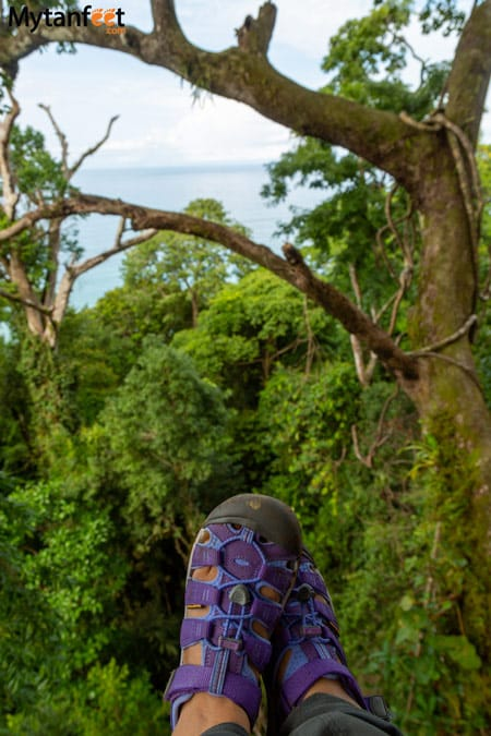 best shoes for costa rica  - closed toed hiking sandals