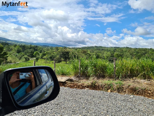 Upala road