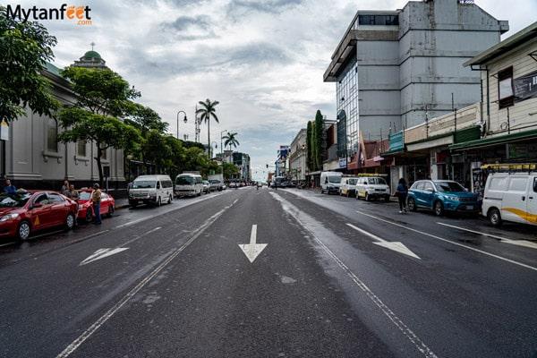 San jose roads